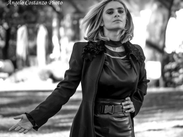 """Greta Scarano, photocall """"Non mentire"""""""