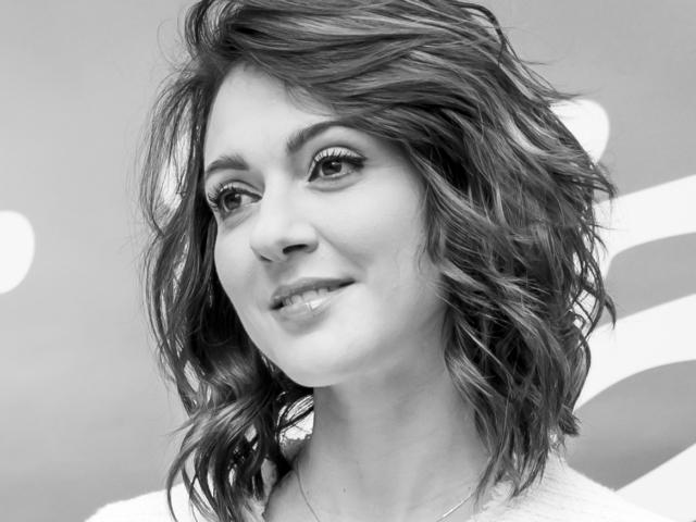 """Simona Molinari, photocall film """"C'è Tempo"""""""