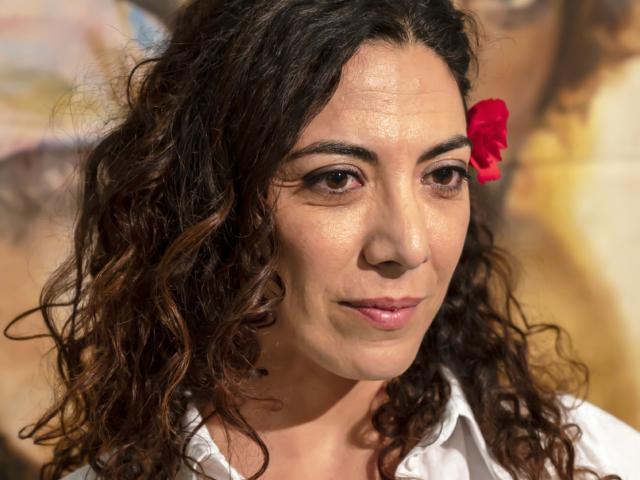 """Stella Gasparri – mostra """"Omaggio a Franco Gasparri stella degli anni '70"""""""