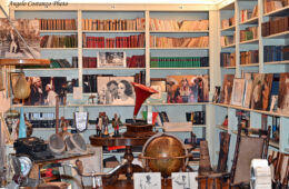 A casa di Alberto Sordi. Aperta la mostra del centenario