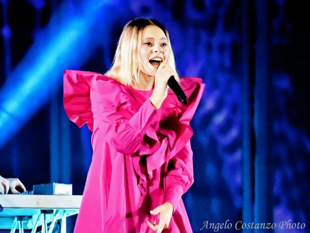 Francesca Michielin in concerto a Roma